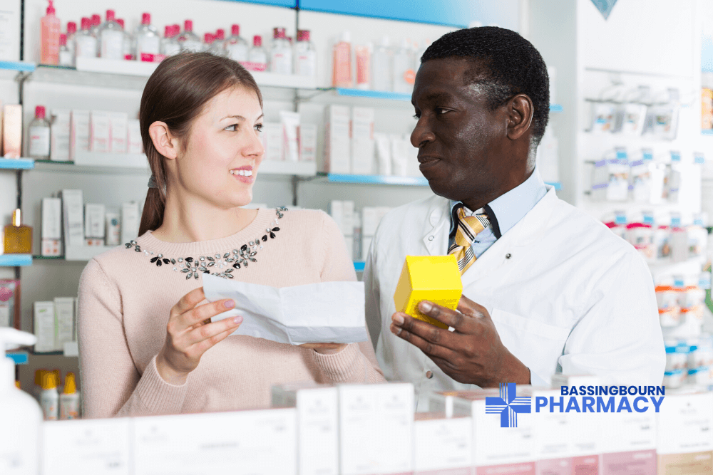 Health Advice Bassingbourn Pharmacy