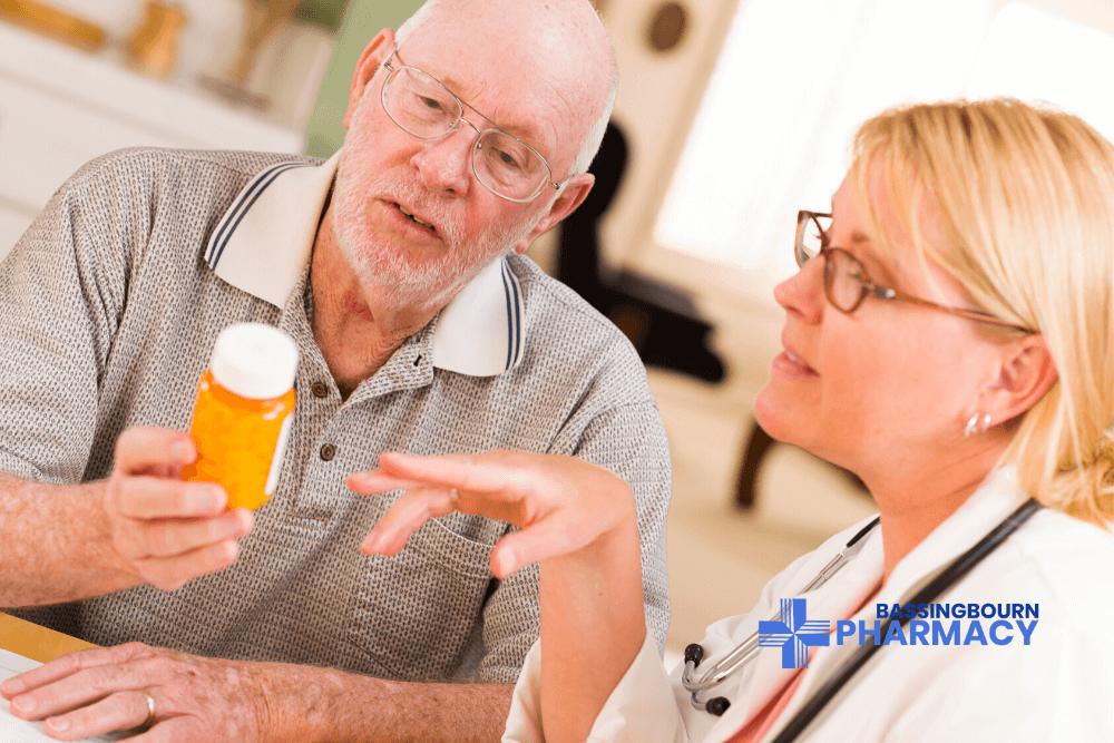 New Medicine Service Bassingbourn Pharmacy