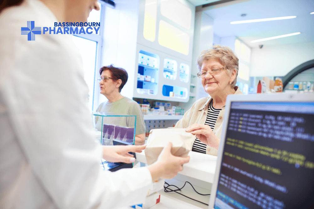 Repeat Prescription Service Bassingbourn Pharmacy